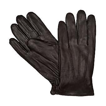 LLOYD mens gloves gloves goat Leather Brown 6442