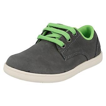 Clarks Boys Casual Shoes Holbay Fun