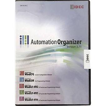 Idec SW1A-W1C SmartAXIS PLC software