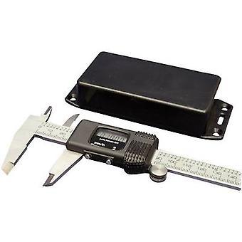 Hammond elektronik 1591MSFLBK Universal inhägnad 85 x 56 x 26 akrylnitril butadien styren svart 1 dator