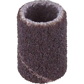 Dremel 438 2615043832 Sanding sleeve Grit size 120 (Ø) 6.4 mm 6 pc(s)