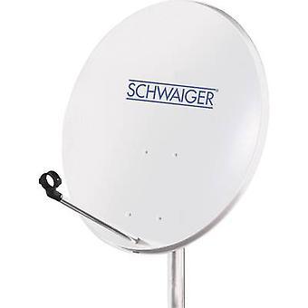 Schwaiger SPI5500SET4 SAT systeem w/o ontvanger aantal deelnemers 4