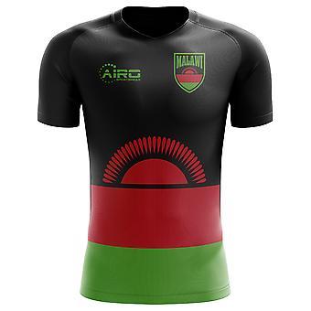 2020-2021 Malawi Home Concept Football Shirt