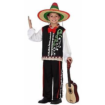 Kinder Kostüme jungen Mariachi mexikanischen Kostüm für jungen
