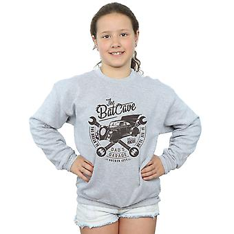 DC Comics meisjes Batman papa's Garage Sweatshirt