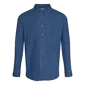 AWDis So Denim Mens Jack Denim Shirt