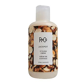 R + Co Jackpot Styling Creme 6 OZ