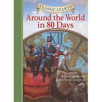 Around the World in 80 Days - Retold from the Jules Verne Original (Ab
