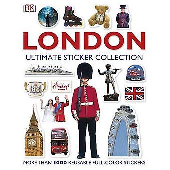 Londra - la collezione di figurine Ultimate pubblicando DK - 9781409387
