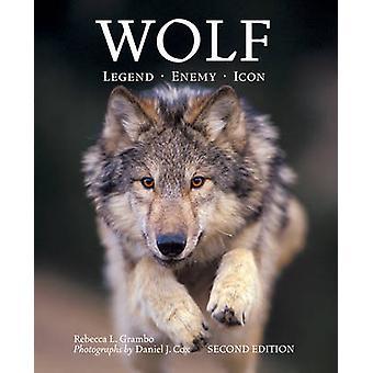 Wolf - legende - vijand - pictogram (2e herziene editie) door Rebecca L. Gramb