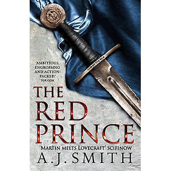 Der rote Prinz von A. J. Smith - 9781784080884 Buch