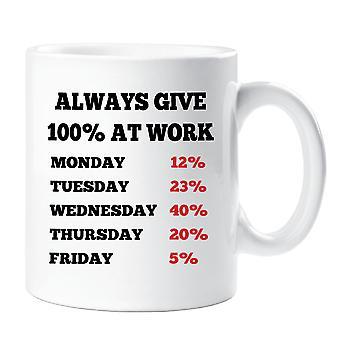تعطي دائماً 100% في أعمال مكتب زميل القدح