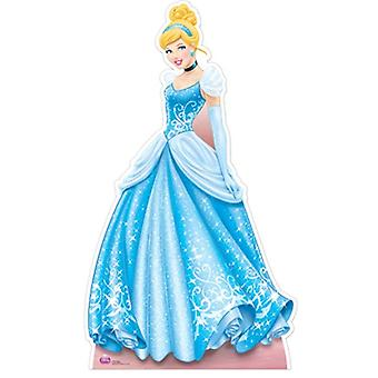 Cinderella Disney Prinzessin Karton Ausschnitt / f
