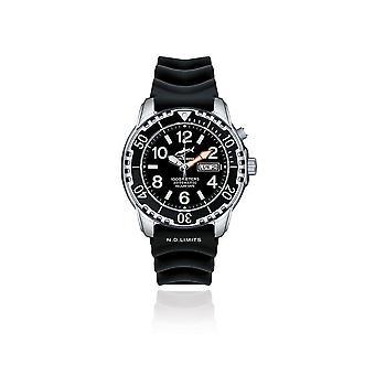 CHRIS BENZ - Diver Watch - DEEP 1000M AUTOMATIC - CB-1000A-S-KBS