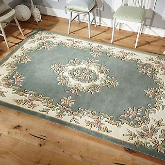 Royal Aubusson Rugs In Green