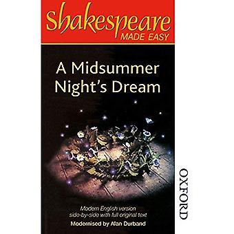 Shakespeare Made Easy - de rêve songe d'une nuit (Shakespeare Made Easy)