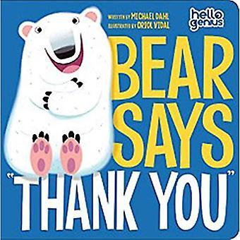 "Karhu sanoo ""Kiitos"""