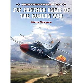 F9F Panther Units of the Korean War (Combat Aircraft 103)