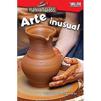 Manualidades: Arte déprimé (rendent: Art insolite) (Version espagnole) (niveau 1) (lecture explorer)