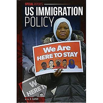 Us Immigration Policy (Special Reports Set 3)
