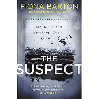 The Suspect: From the No. 1 bestselling author of Richard & Judy Book Club hit The Child