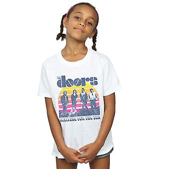The Doors Girls Waiting For The Sun Band T-Shirt