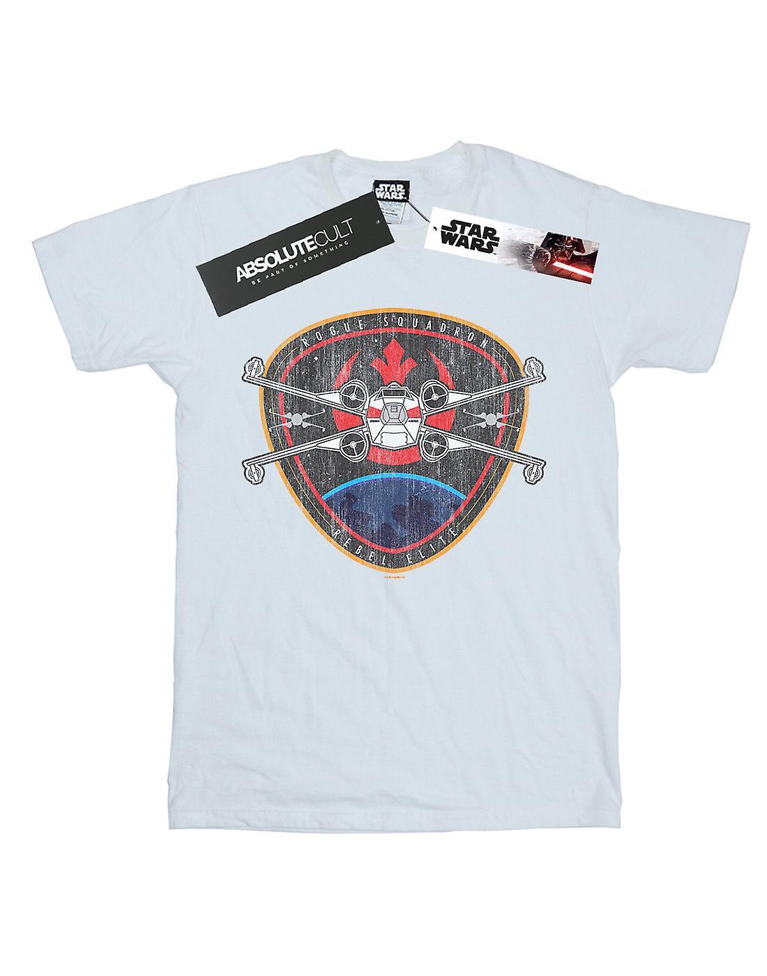 Star Wars Boys Rebel Elite Badge T-Shirt