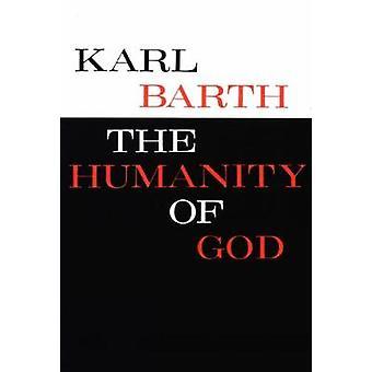Mänskligheten av Gud genom BARTH