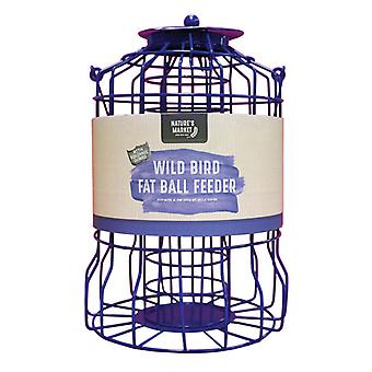 Naturer marknaden BF007FB ekorre Guard talg fett Ball Wild Bird Feeder