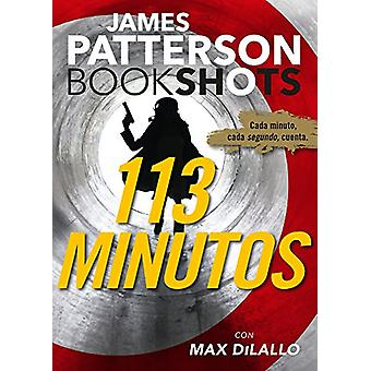 113 Minutos by James Patterson - 9786075273327 Book