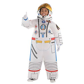Boys Inflatable Astronaut Costume