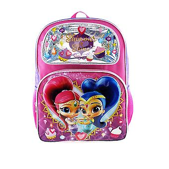 Small Backpack - Shimmer and Shine - Ice Cream 12