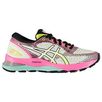 Asics Dame damer Running Sports sko pumper trænere sneakers Nimbus 21 SP