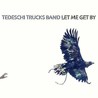 Tedeschi Trucks Band - låt mig få (2D-LP [Vinyl] USA import