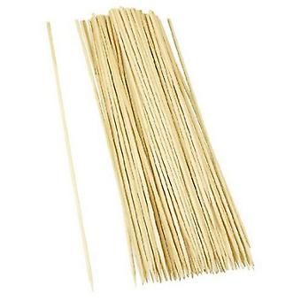 Ibili 50 Bamboo Skewers 30 Cm (Kitchen , Cookware , Kitchen Gadgets)