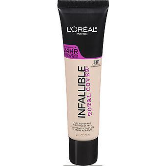 L&Oréal Paris Infallibile Total Cover Foundation