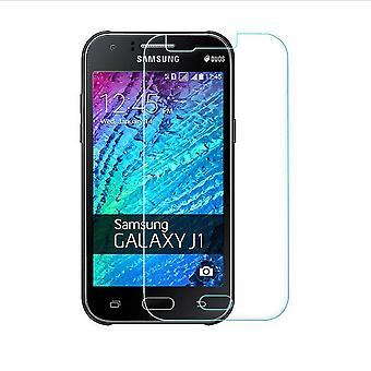 Samsung Galaxy J1 Mini Screenprotector - karkaistu lasi 9H