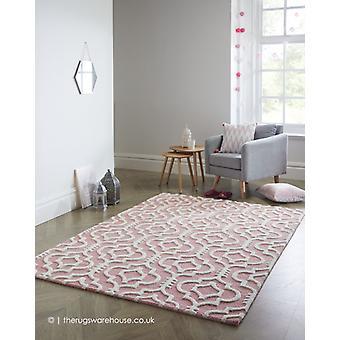 Melilla vaaleanpunainen matto