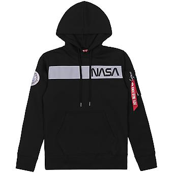 Alpha Industries férfi kapucnis NASA RS