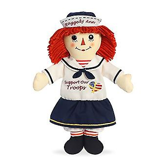 Aurora World Support Our Troops Raggedy Ann Doll, 16