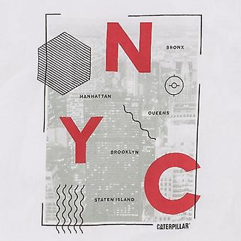 Cat Lifestyle Mens NYC Tee