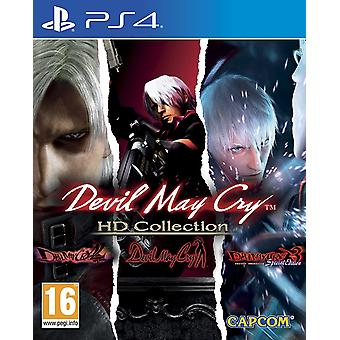 Devil May Cry HD Collection PS4 spielen