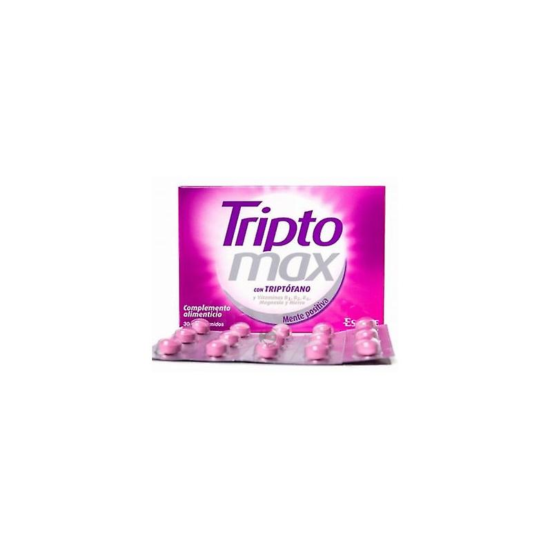 Triptomax With Tryptophan 30 Tablets