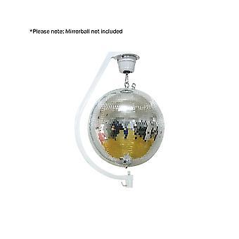 Equinox Curve Mirror Ball Hängende Halterung bis zu 30cm