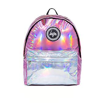 Hype Pink holografic Mix rucsac