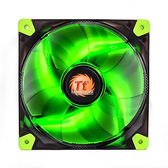 Thermaltake 120mm LED verde luna 12 ventilator