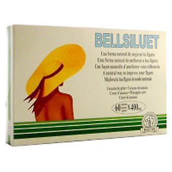 Kiluva Bellsiluet Fibra 850 mg 48 Tablets