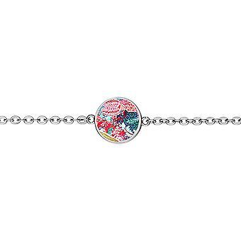 Bracelet Christian Lacroix XF51026L - Bracelet Graine de Folie M�tal Argent� Femme