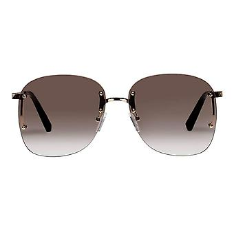 Le Specs Skyline Brown Sunglasses
