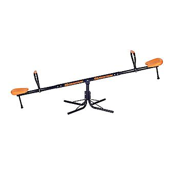 Hedstrom Seesaw Blue/Orange Ages 3-10 Years
